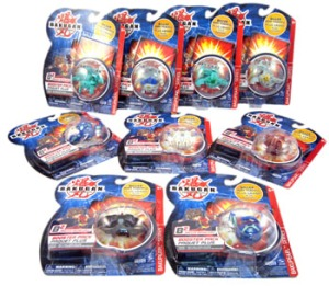Bakugan Booster Pack