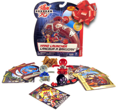 Bakugan Gift Set
