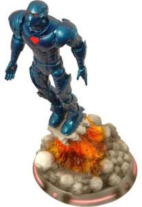 Stealth Blue Iron Man Marvel Select Legends Action Figure