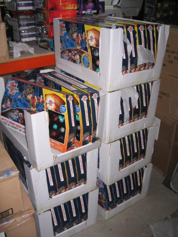 Bakugan Battle Arena Mega Packs