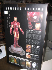 Iron Man Kotobukiya Collection Statued Numbered