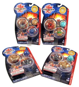 Assorted Bakugan Starter Deck