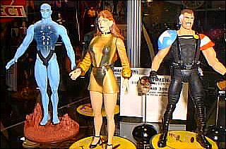 Watchmen Movie DC Action Figures