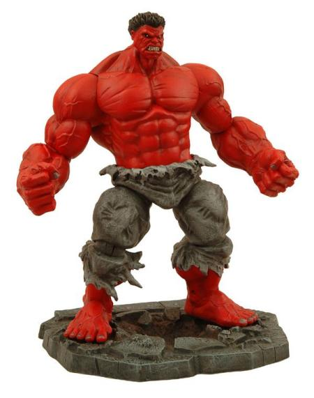 Red Hulk Marvel Select Figure