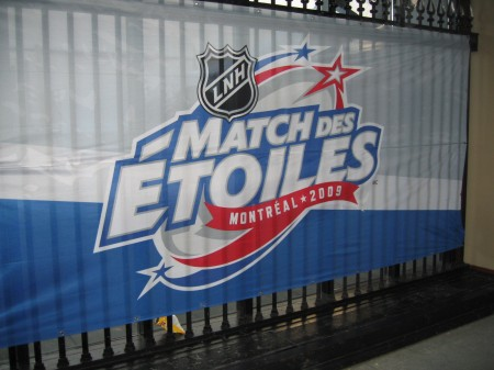 NHL all-star Logo