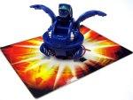 Blue Bakugan Spin Ravenoid