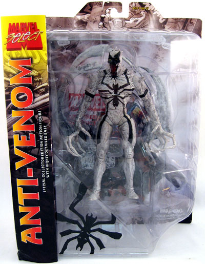 Marvel Select Anti-Venom Action Figure from Diamond Select