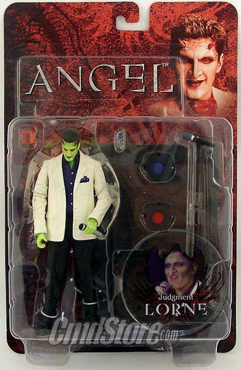 Judgement Lorne Angel Action Figure Diamond Select