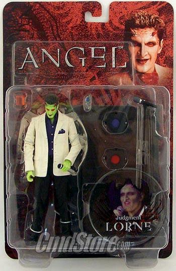Judgement Lorne Angel Action Figure Diamond Select