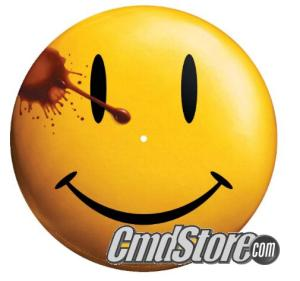 Watchmen Smiley Face