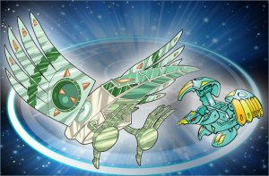 Wired Bakugan Vestroia