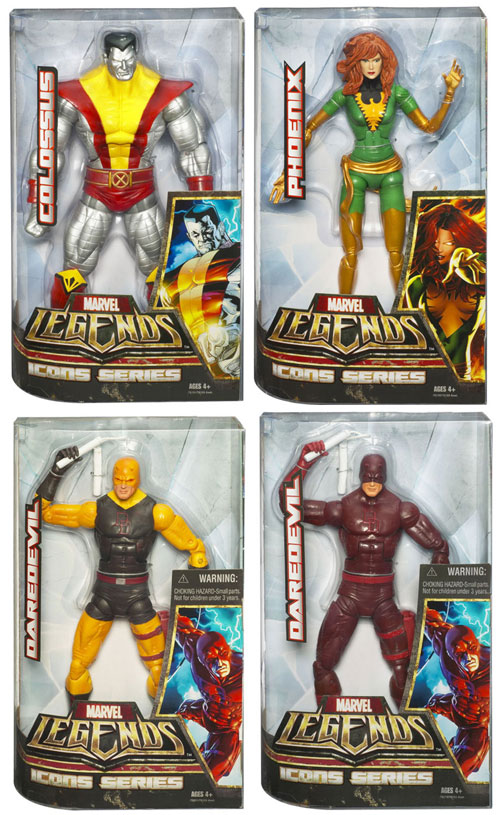 Marvel Legends 12 inch Icons Figure Hasbro
