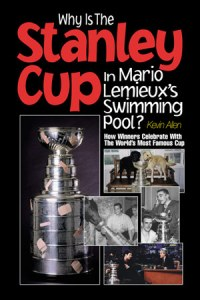 Why is the Stanley Cup in Mario Lemieux s Pool