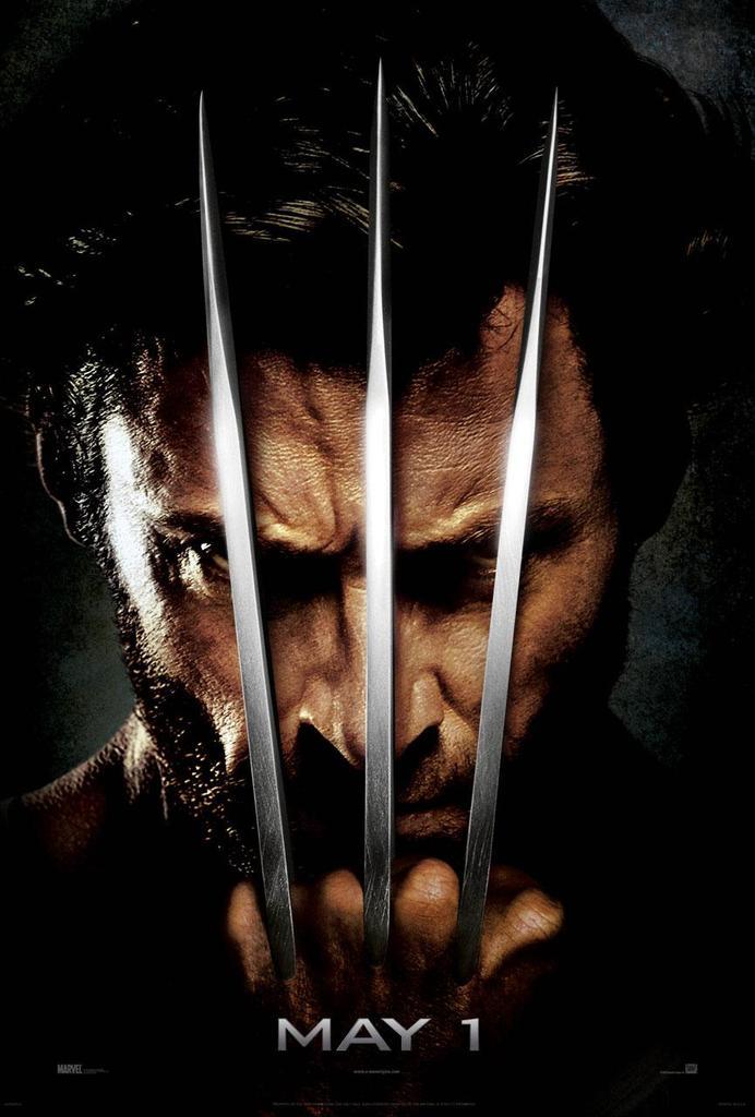 X-Men Origins: Wolverine Movie