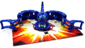 Special Attack Bakugan Blue Scorpion