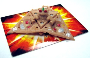 Special Attack Bakugan Brown Tripod Epsilon