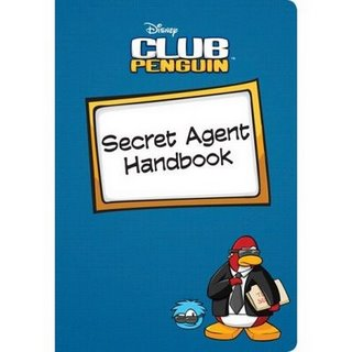 Club Penguin The Secret Agent Handbook Cmdstore