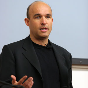 Jim Balsillie of RIM, owner of the Hamilton Tiger-Cats NHL Hockey Team