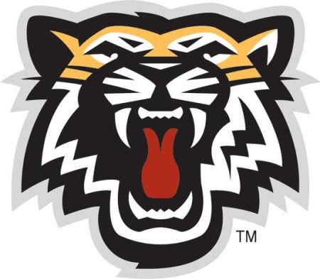 Hamilton Tiger-Cats Logo NHL Hockey Team Franchise