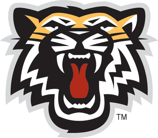 Hamilton Tiger-Cats Logo NHL Hockey Team Franchise