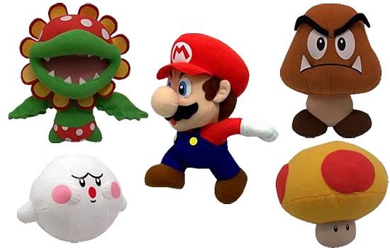 Nintendo Toys