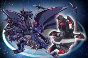 Alpha Hydranoid Bakugan Vestroia Battle Brawler