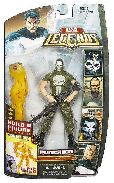 Camo Punisher Figure