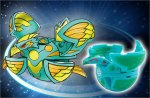 Cosmic Ingram Bakugan Vestroia Battle Brawler