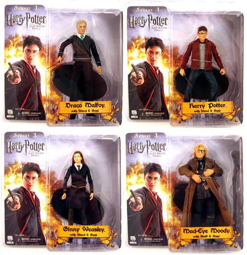 Malfoy Snape Harry And Lucius Potter