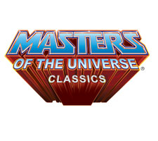 Master of the Universe MOTU Logo