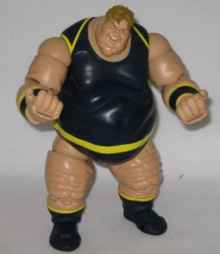 Blob Build-a-Figure BAF Marvel Legends
