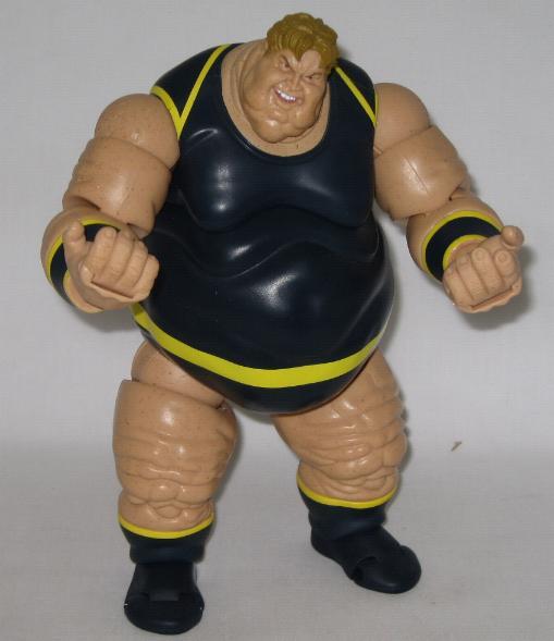 Blob Build-a-Figure BAF Marvel Legends