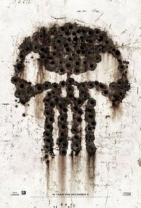 Punisher War Zone Teaser Movie Poster