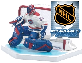 McFarlane NHL Hockey Figures