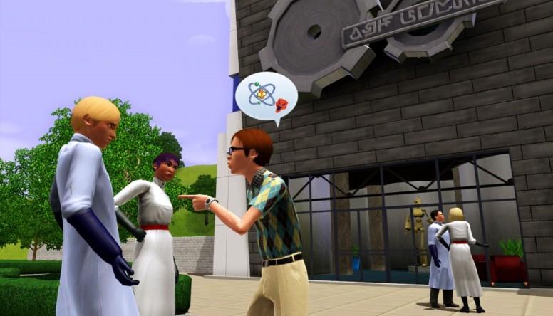 Sims 3 Leak