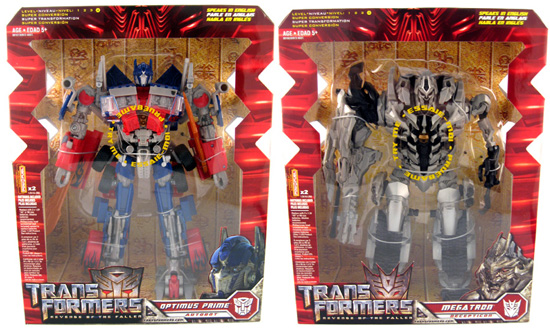 Transformers Leader Class