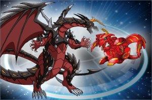 Viper Helios Bakugan Vestroia Battle Brawlers