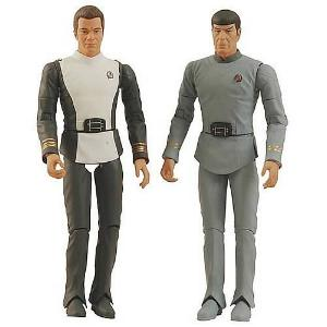 Captain Kirk and Spock Figure