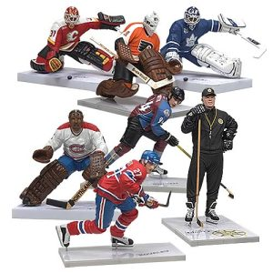 McFarlane hockey NHL Figures