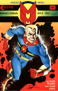 Marvelman/ Miracleman acquired by Marvel Comics