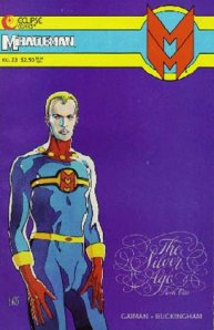 Miracleman: The Neil Gaiman years