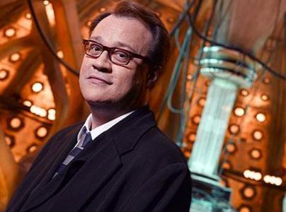 Russell T. Davies of DR WHO