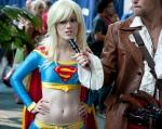 Supergirl San Diego Comic Con 2009