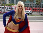 More Supergirl San Diego Comic Con 2009
