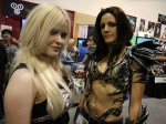 Witchblade San Diego Comic Con 2009