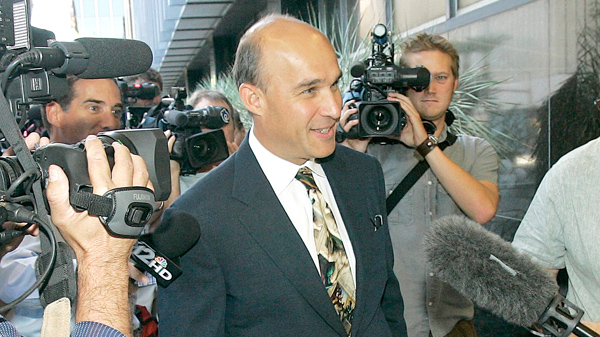 Canadian billionaire Jim Balsillie