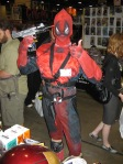 Deadpool at Toronto Fan Expo 2009