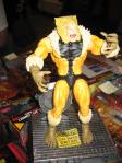 First Appearance Sabretooth Marvel Select Action Figure