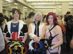 Kingdom Hearts Costume - Sora and the gang