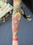 Awesome Flash Tattoo